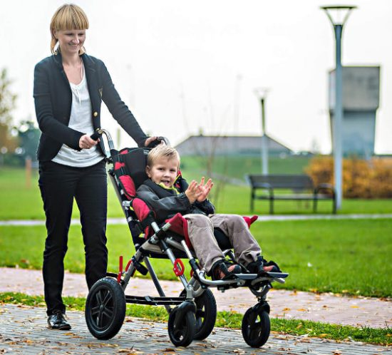 Ombrelo Rehabuggy FiNiFuchs Atoform