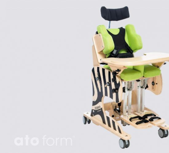 Zebra Therapiestuhl FiNiFuchs Atoform