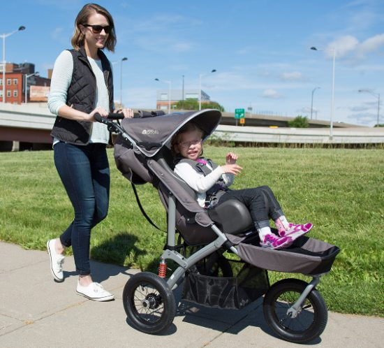 GLOBAL CAREHAB Jogger Rehabuggy FiNiFuchs
