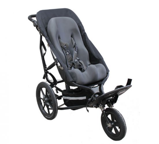 GLOBAL CAREHAB Delta Sitter Jogger Rehabuggy FiNiFuchs