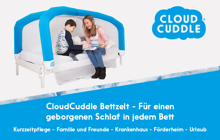 CloudCuddle Bettzelt Fur einen geborgen Schlaf in jedem Bette 210226