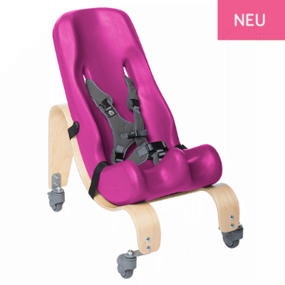 Neuvorstellung GLOBAL CAREHAB Soft Touch Sitter Only FiNiFuchs